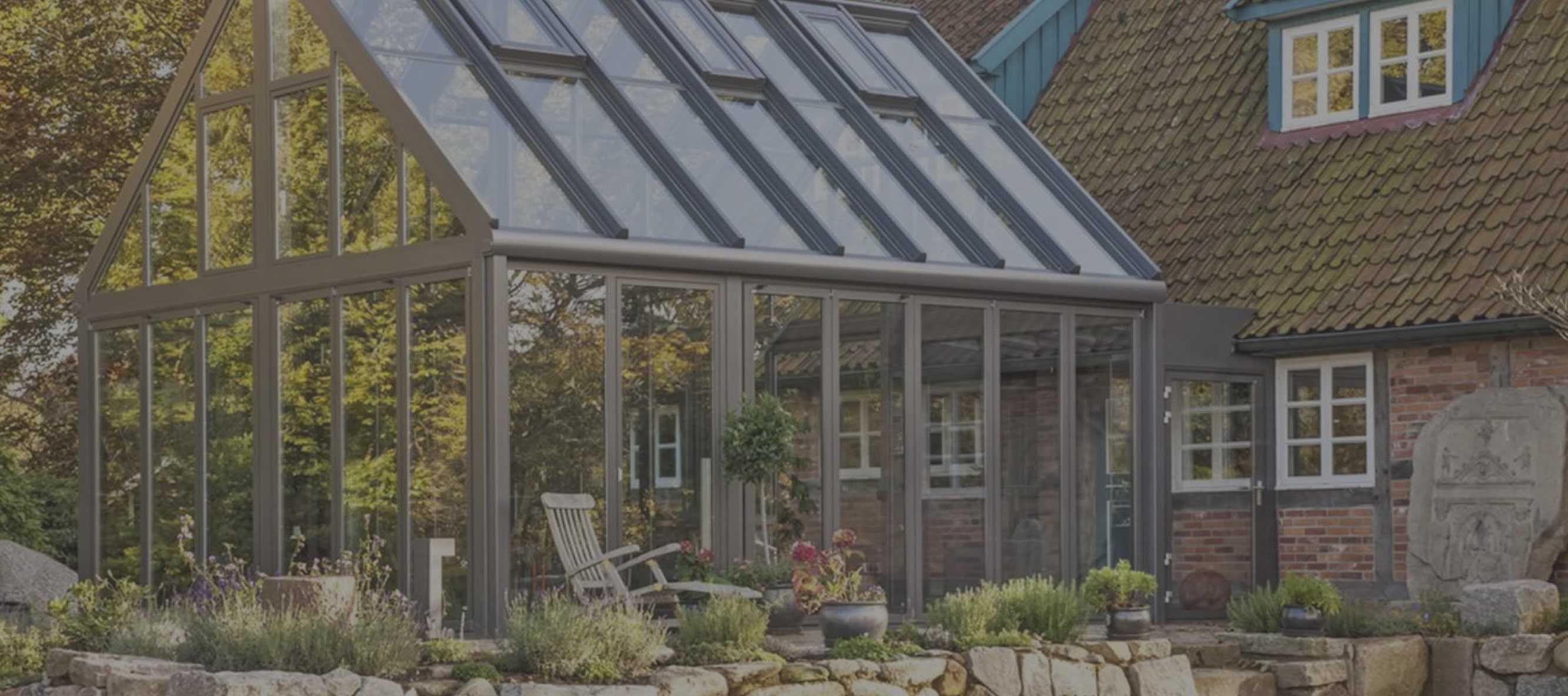 Jardines de invierno de solarlux cerramientos t27 for Modelos de jardines de invierno