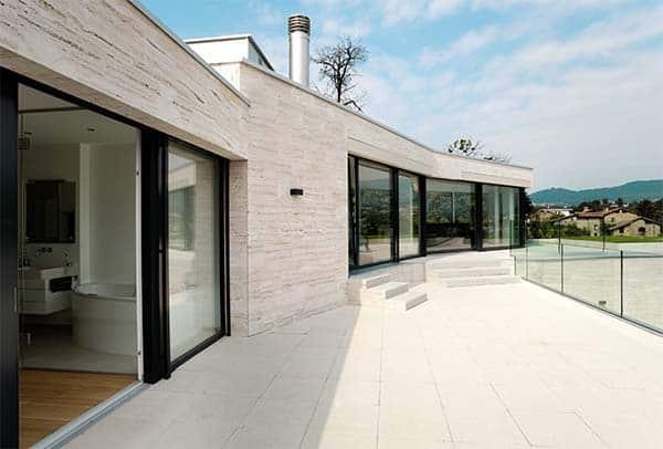 Puertas plegables solarlux sistemas de aluminio - Cristaleras plegables ...