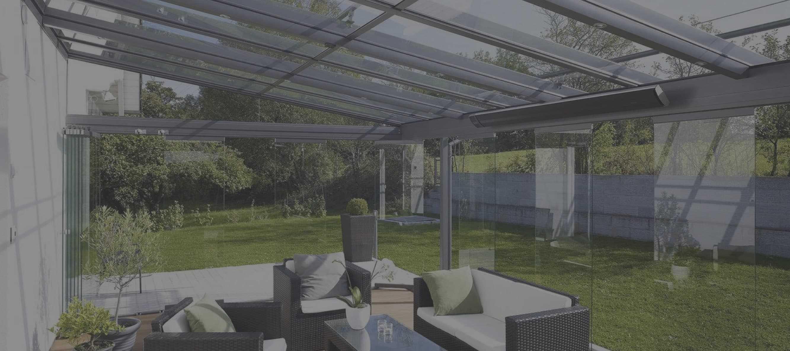 Techos Fijos Solarlux Cubiertas Para Terrazas Cerramientos T27 - Cubiertas-de-terrazas