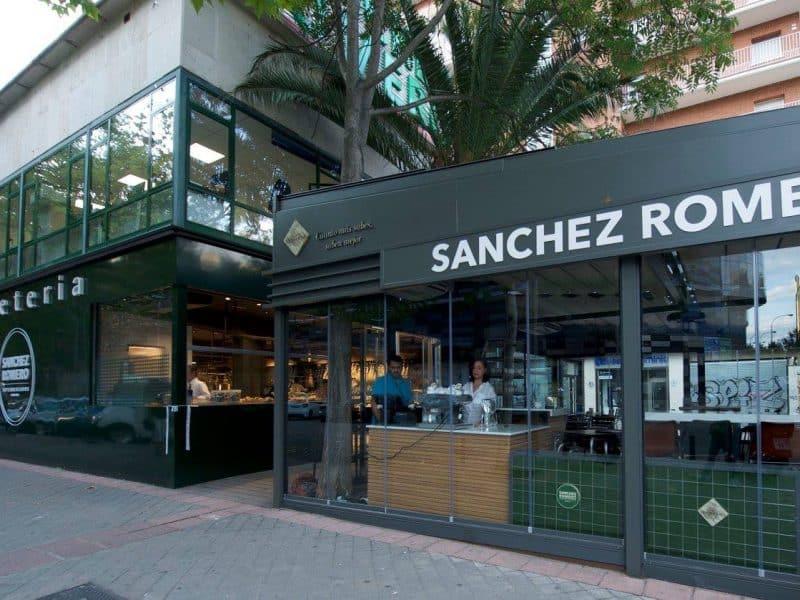 sanchez romero castellana t27