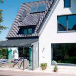 techo fijo Solarlux para tu terraza