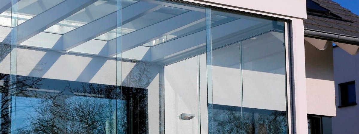 calidad cortinas cristal en Madrid